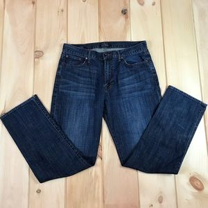 Lucky Brand 363 Vintage Straight Jeans Size 36x34